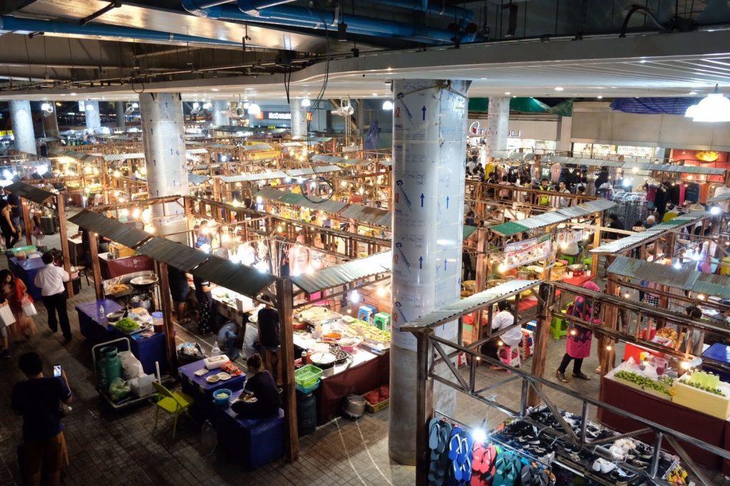 タイ・バンコク 卸売市場