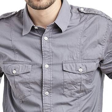 メンズグレーシャツコーデ|6のおすすめ着こなし方法と18スナップ