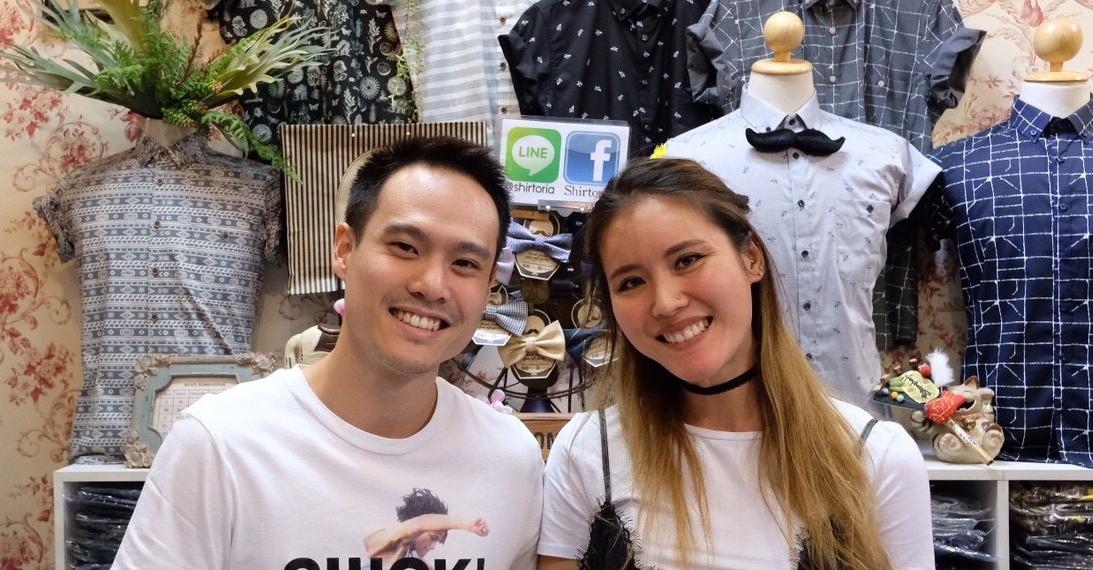 Shirtoria(シャートリア)|タイ・至高のシャツブランドに一目惚れ